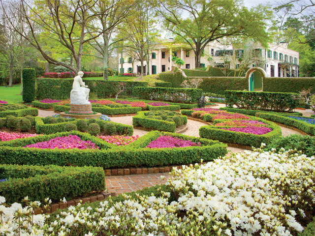 Bayou Bend Collection And Gardens In Houston Tour Texas