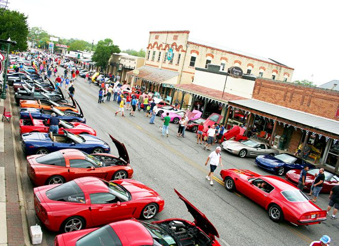 Events In Boerne Tour Texas - Car events