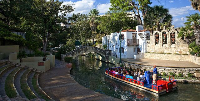 Going on a boat tour is one of the best ways to experience the San Antonio River Walk.