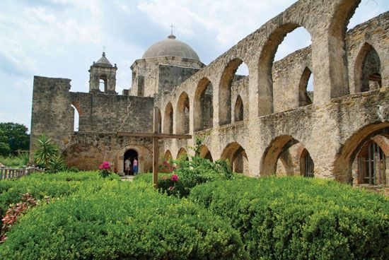 San Antonio's missions, now a UNESCO World Heritage Site, offers a breathtaking look at what life was like in the city's earliest days.