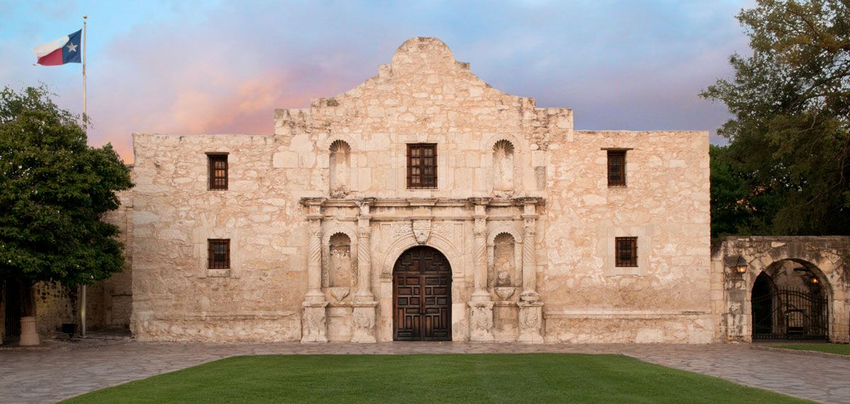 The Alamo, one of the most popular attractions in San Antonio, is a must-see when you visit town.