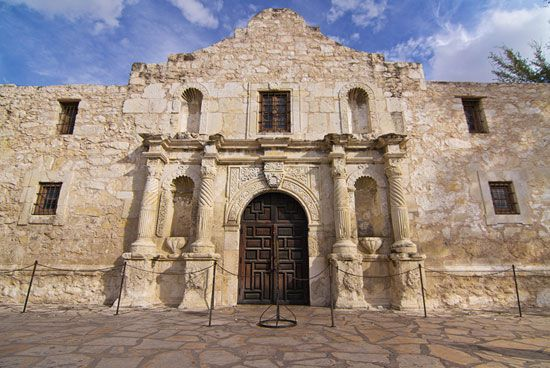 The Alamo in San Antonio is one of Texas' iconic historic sites, making it  a must-visit while you're in town.
