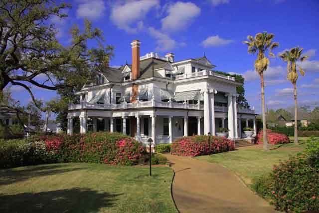 Beaumont tour texas for Home builders southeast texas