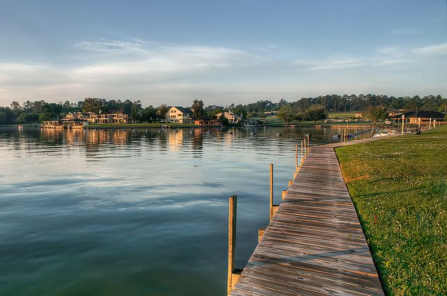 Attractions in conroe tour texas for Fishing lake conroe