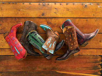 El Paso is the Cowboy Boot Capital of the World, as well as a great place to shop.