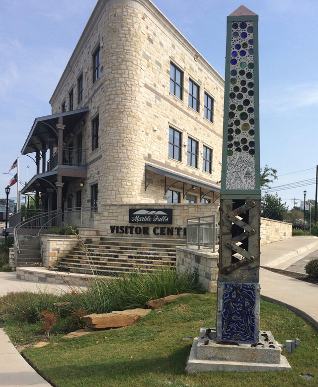 Sculpture On Main, First Mounted In 2007, Is A Unique Showing Of Public Art  Within The Historic Downtown Marble Falls Area. The Current Sculpture  Display, ...