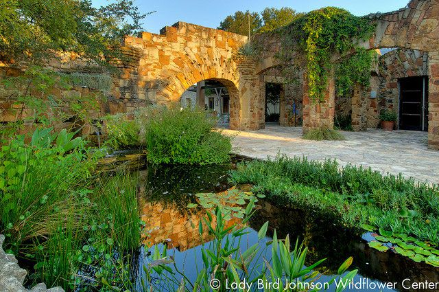 Lady Bird Johnson Wildflower Center Hours Prices And Events Tour Texas