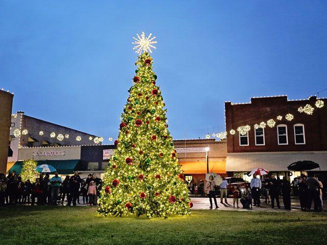 events in rosenberg - Houston Christmas Events