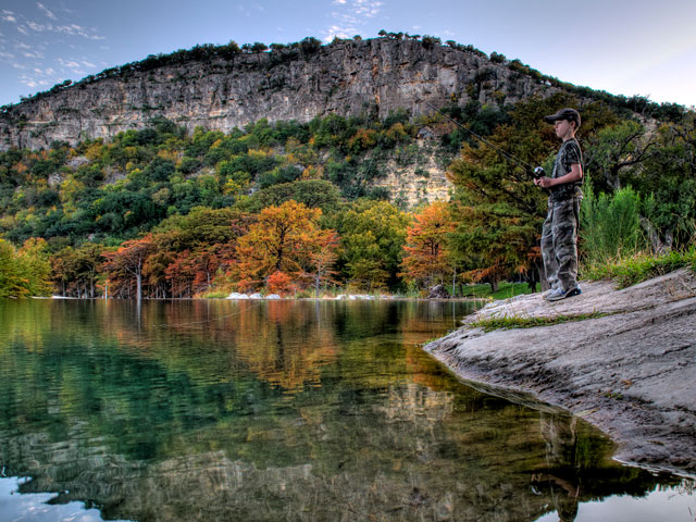 Texas State Parks Fishing Guide | Tour Texas