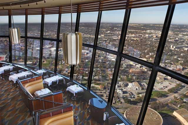 Tower Cafe Menu San Antonio