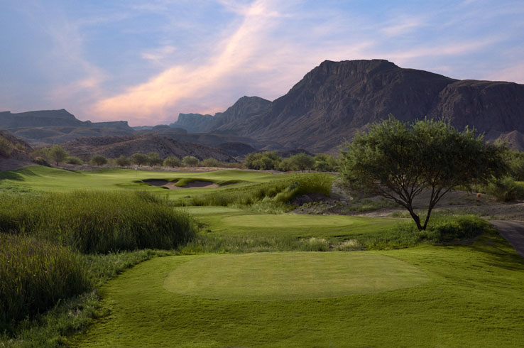 Black Jack's Crossing is widely considered one of the best golf courses in Texas due to its challenging desert-style play and spectacular scenery.