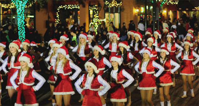 The Christmas Capital of Texas in Grapevine | Tour Texas