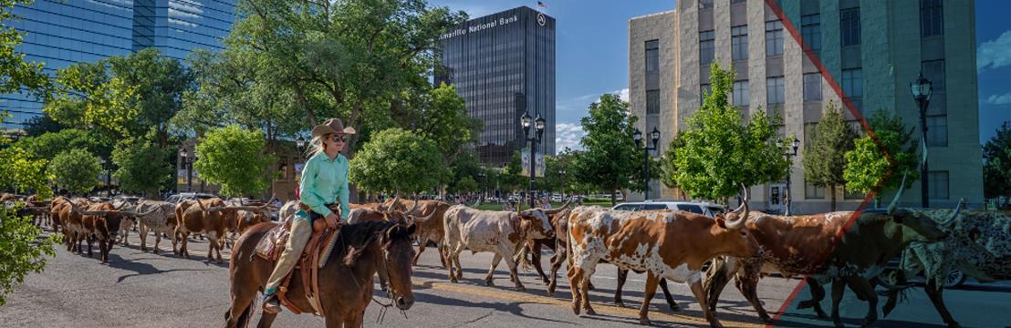 Visit Amarillo | Tour Texas