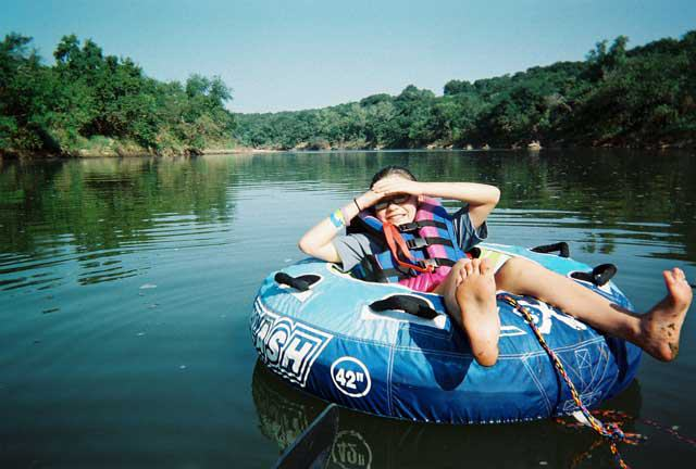 Things to do in mineral wells tour texas for Hubbards fishing float