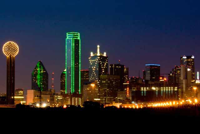 dallas tour texas