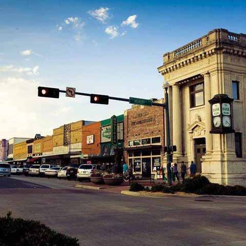 5 fantastic things to do in denton tour texas. Black Bedroom Furniture Sets. Home Design Ideas