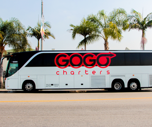 Dallas Group Transportation with GOGO Charters