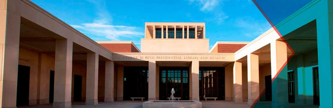 George W Bush Presidential Library And Museum In Dallas Tour Texas