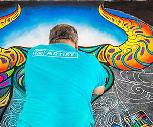 Kerrville Chalk Festival - OCTOBER
