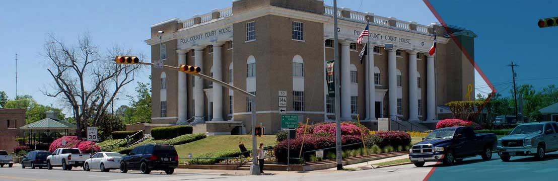 Livingston - Polk County | Tour Texas