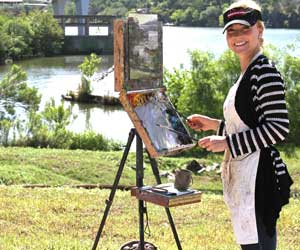 Paint the Town in Marble Falls – OCTOBER