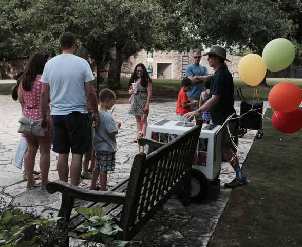 Previous Next. View Slideshow. View San Antonio Botanical Garden Slideshow