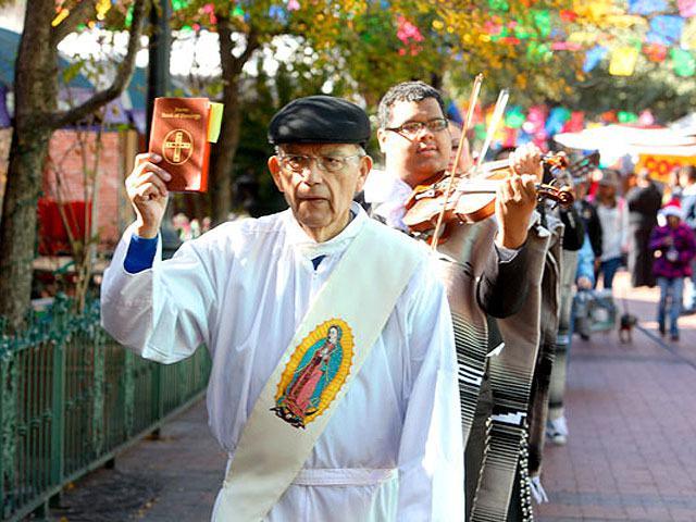 San Antonio Procession for Life
