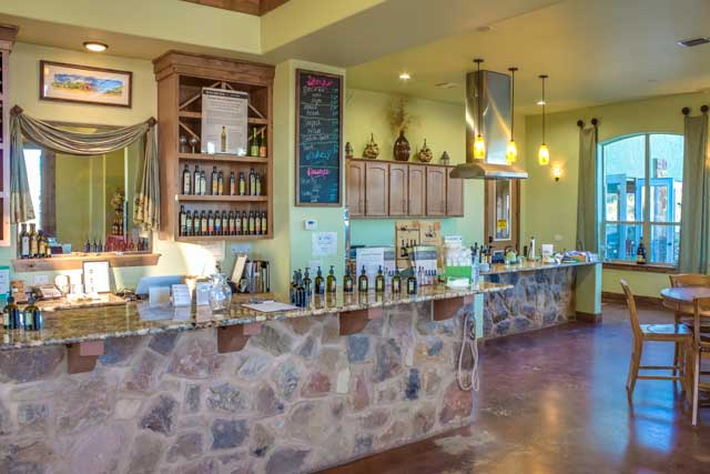 Texas Hill Country Olive Company in Dripping Springs | Tour