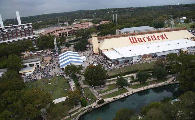 Wurstfest tickets heb