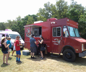 Hill Country Food Truck Festival - JUNE