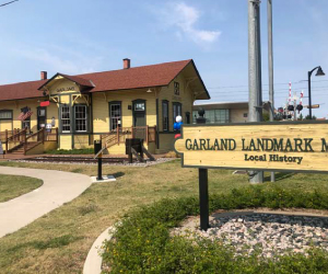 Garland Landmark Museum at Heritage Crossing