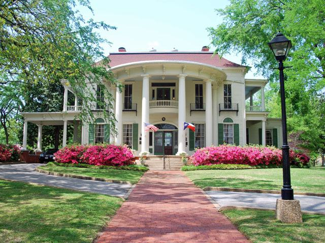 Attractions In Tyler Tour Texas