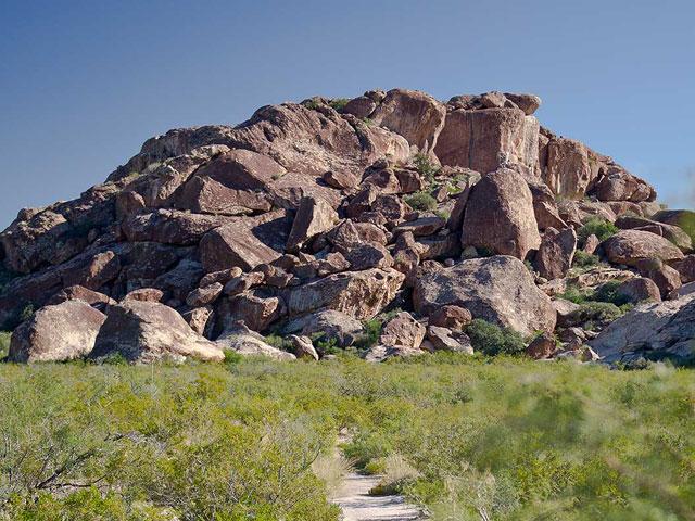 Texas State Parks Near El Paso Big Bend Tour Texas