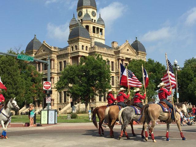 Denton Tour Texas