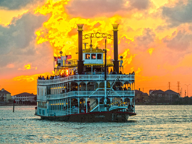 Galveston Island Tour Texas