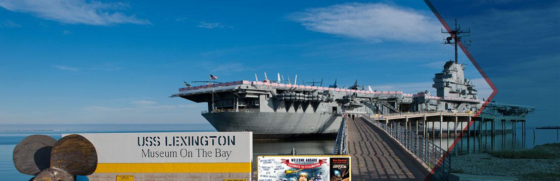 USS Lexington Header Image