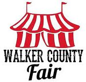 Walker County Fair & Rodeo in Huntsville - APRIL