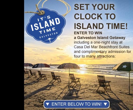 Galveston Prize Package
