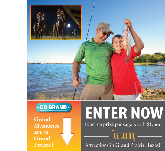 Grand Prairie Prize Package