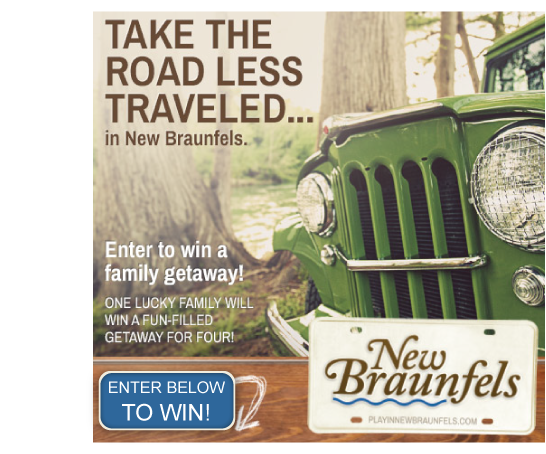 New Braunfels Prize Package