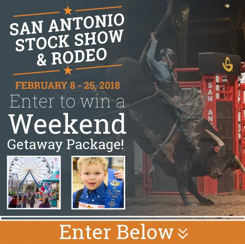 San Antonio Stock Show & Rodeo sweeps