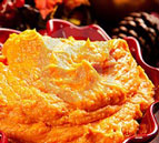 Spicy Sweet Potato Mash