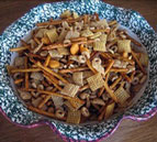 Texas Trash Snack Mix