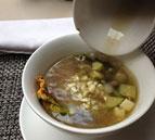 Creamy Sopa De Poblana