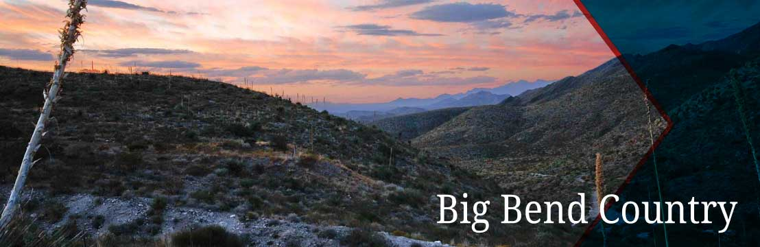 Texas Big Bend Country