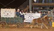 Tejas Rodeo Wagon Ride